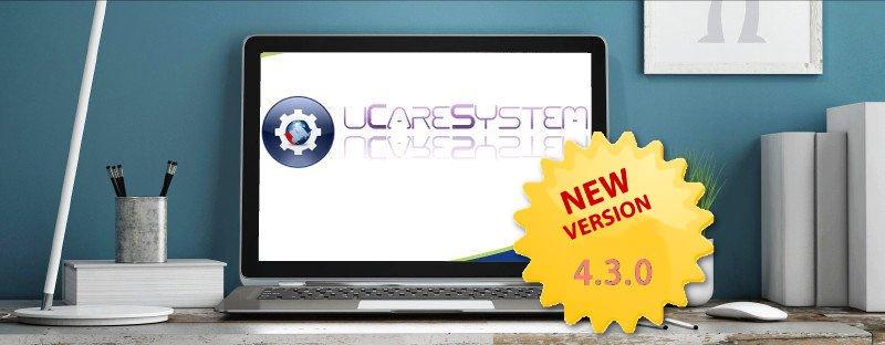 ucaresystem-core new release v4.3.0